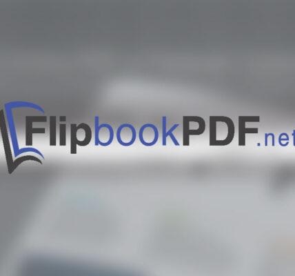 Dale sabor a tus archivos PDF con PDF FlipBook
