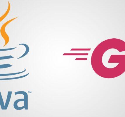 Golang contra.  Java: la prueba de la fuerza de la programación