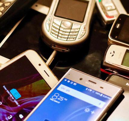 La FCC investiga los teléfonos celulares probados para tener radiación de radiofrecuencia