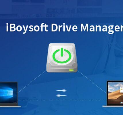 Maneja fácilmente discos duros en tu Mac con iBoySoft Drive Manager