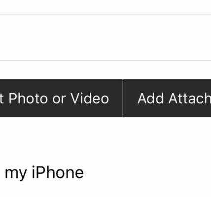 Cómo agregar archivos adjuntos en la aplicación de correo en iOS