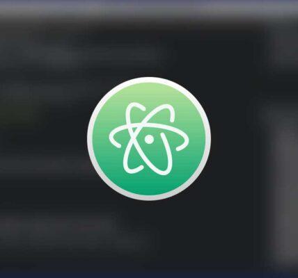 Aumente su productividad con estos complementos de Atom Editor