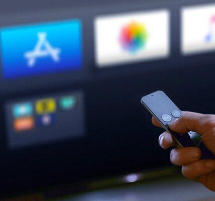 Qué hacer si ha perdido el control remoto de su Apple TV