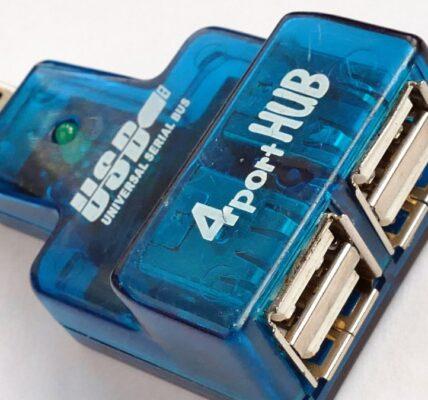 4 cosas a tener en cuenta al comprar un concentrador USB