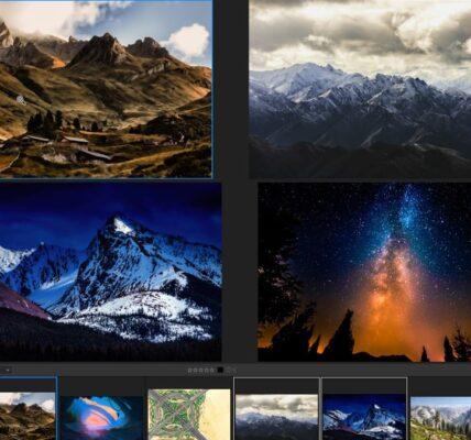 Las 4 mejores alternativas gratuitas y económicas a Adobe Lightroom