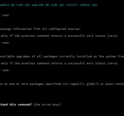 Cómo obtener la explicación de los comandos en la terminal con Kmdr