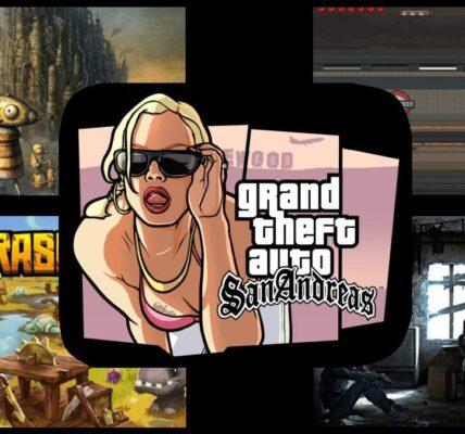 5 de los mejores juegos que puedes jugar Android la tele