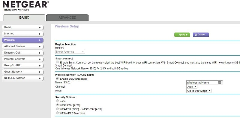 Interfaz web de advertencia Wifi no segura