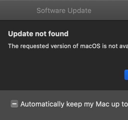 Cómo descargar una versión anterior de macOS