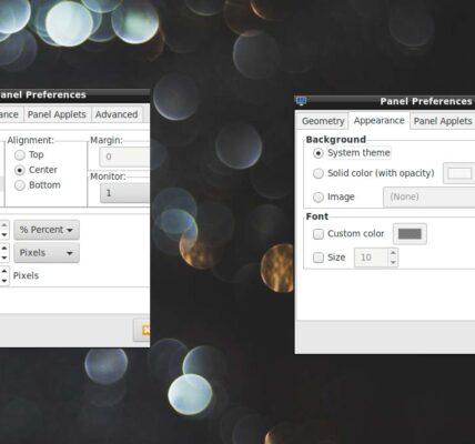 Cómo agregar un panel de inicio de aplicación simple en LXDE