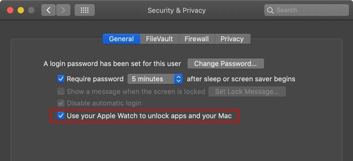 Aprobar con la aprobación de Apple Watch