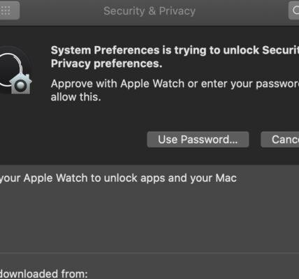 """Cómo utilizar """"Aprobar con Apple Watch"""" en macOS Catalina"""