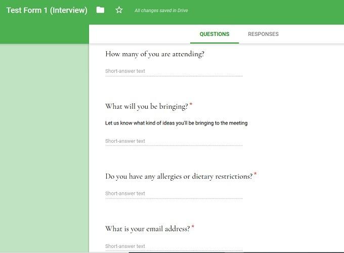Agregue varios formularios a un solo formulario de Google utilizando la herramienta de reciclaje de formularios