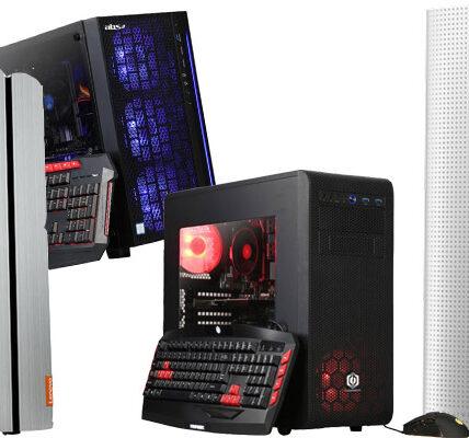 Ofertas de Black Friday: 4 PC para juegos baratos por menos de $ 500