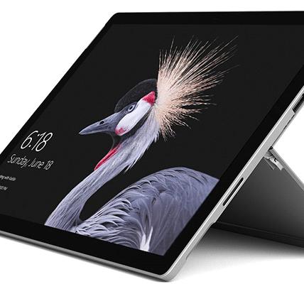 Obtenga Microsoft Surface Pro (5.a generación) por casi la mitad del precio
