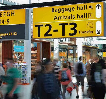 El gobierno de EE. UU. Presiona a los aeropuertos para que utilicen el reconocimiento facial para los ciudadanos