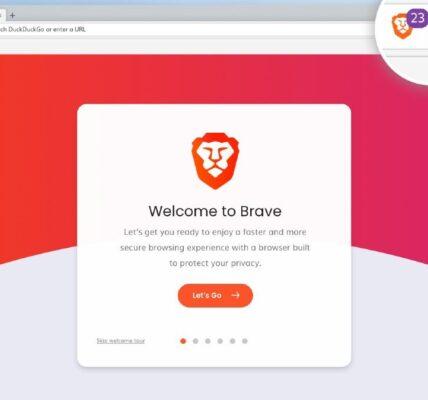 ¿Cómo se compara Brave Browser con Chrome?