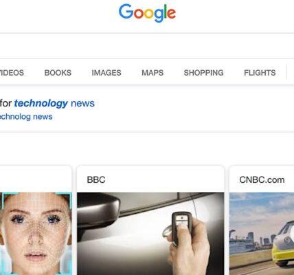 Google actualiza la página de resultados de búsqueda con una organización más inteligente