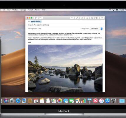 Sincronización de MacOS e iOS: ¿Cómo conectarse?