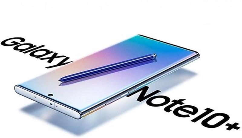 Los mejores teléfonos inteligentes 5g Galaxy Note 5g