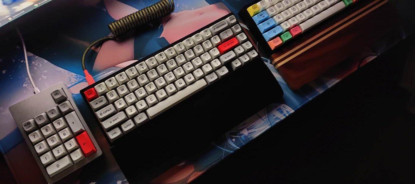 Cómo construir un teclado mecánico personalizado: Parte I