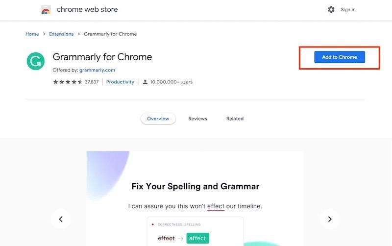 Instalar extensiones de Microsoft Edge Agregar a Chrome Chrome