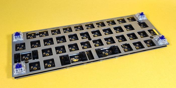 Guía de teclado mecánico personalizado 25