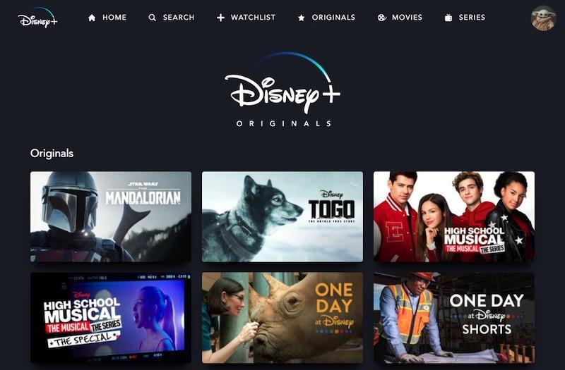 El servicio de streaming sobrecarga Disney Plus