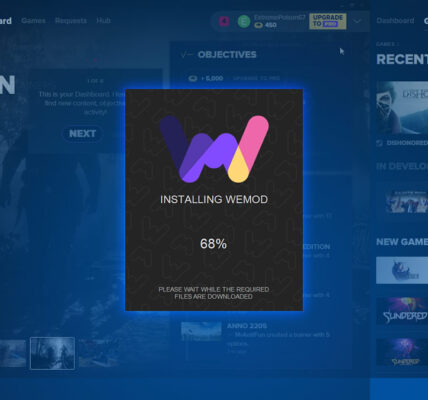 Cómo hacer trampa de forma segura en tus juegos con WeMod