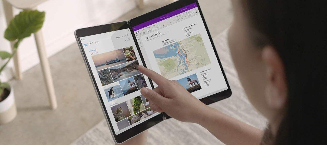 ¿Qué es Microsoft Surface Neo?
