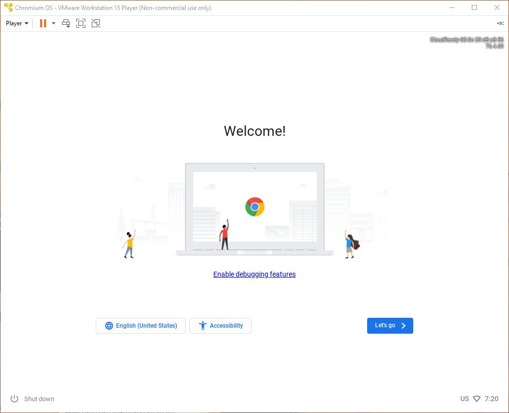 Cómo instalar Chrome OS Windows 10 Primeros pasos