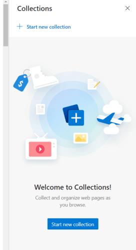 Colección Edge Vs Chrome Start