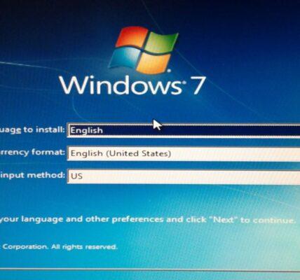 Por qué los usuarios no están migrando Windows 7