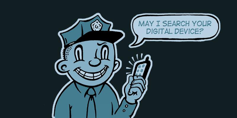 Nada que ocultar Buscar dispositivos gubernamentales