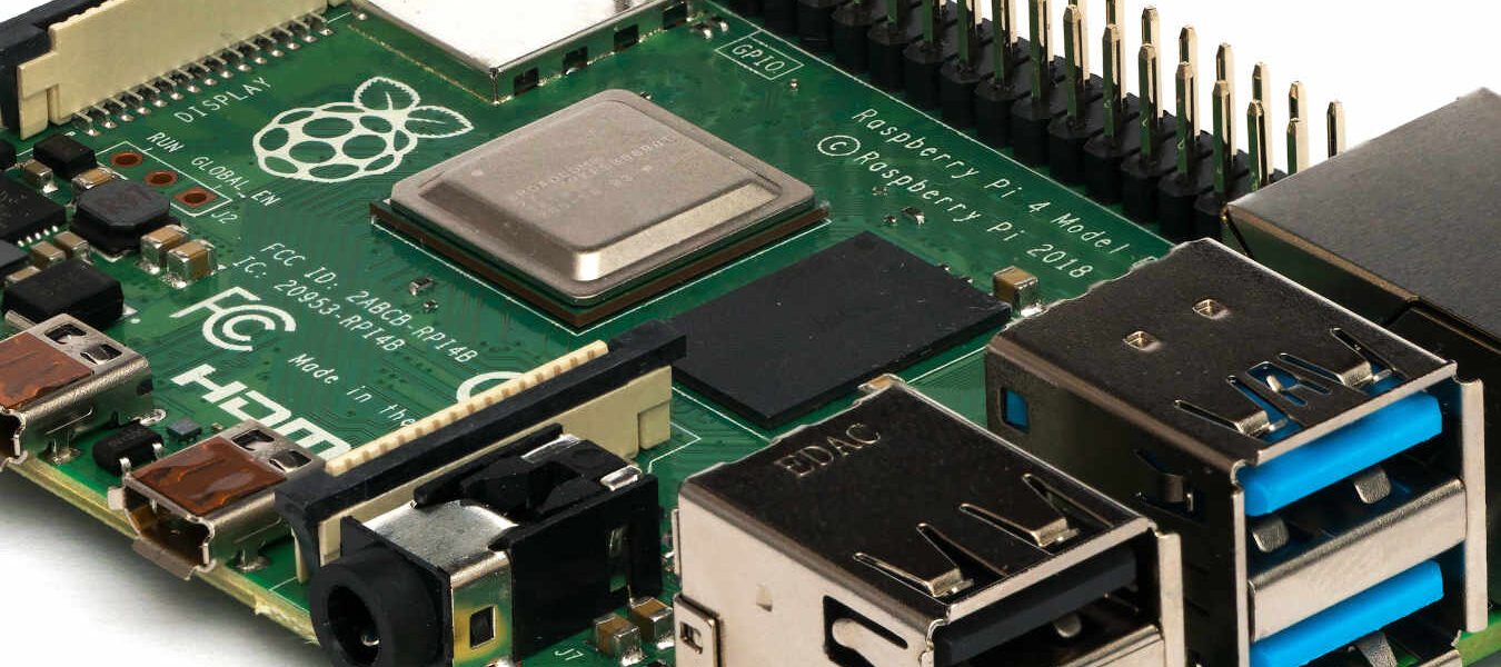 Usando una Raspberry Pi para construir una mini computadora portátil de bricolaje