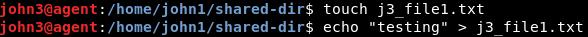 tercer usuario agregando archivo al directorio