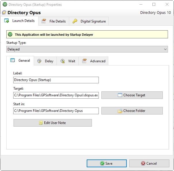 Demora de inicio Optimización de inicio de sesión Detalles de lanzamiento General