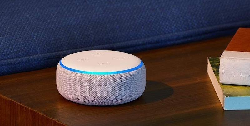 Administre su dispositivo Alexa en su lista de compras