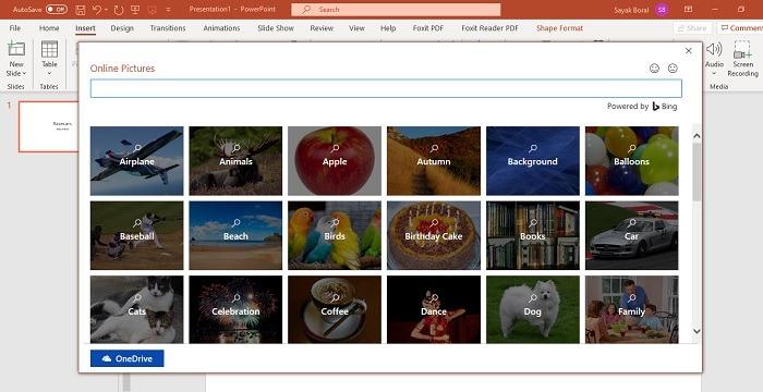Bing es mejor que la integración de Google Office