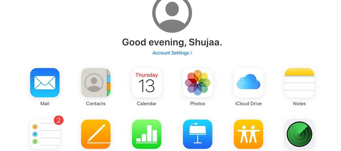 Cómo restaurar contactos al dispositivo iOS desde iCloud