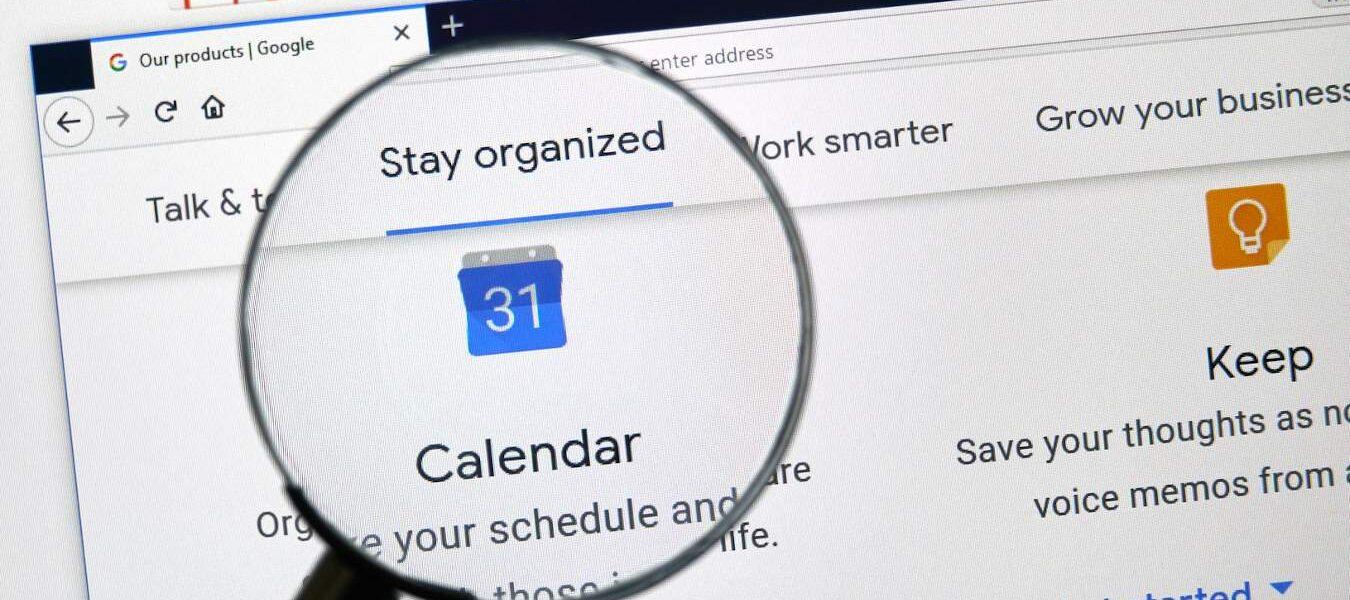 Cómo agregar eventos de Google Calendar desde el cuadro Chrome All-In-One