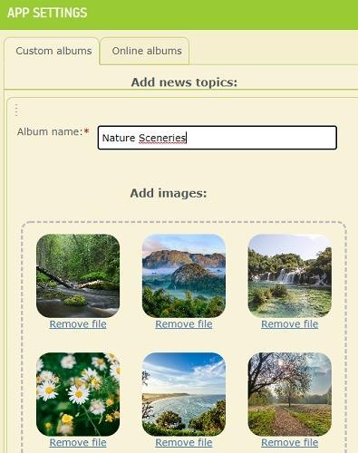 Appsgeyser Add descripción de la aplicación y fondos de pantalla