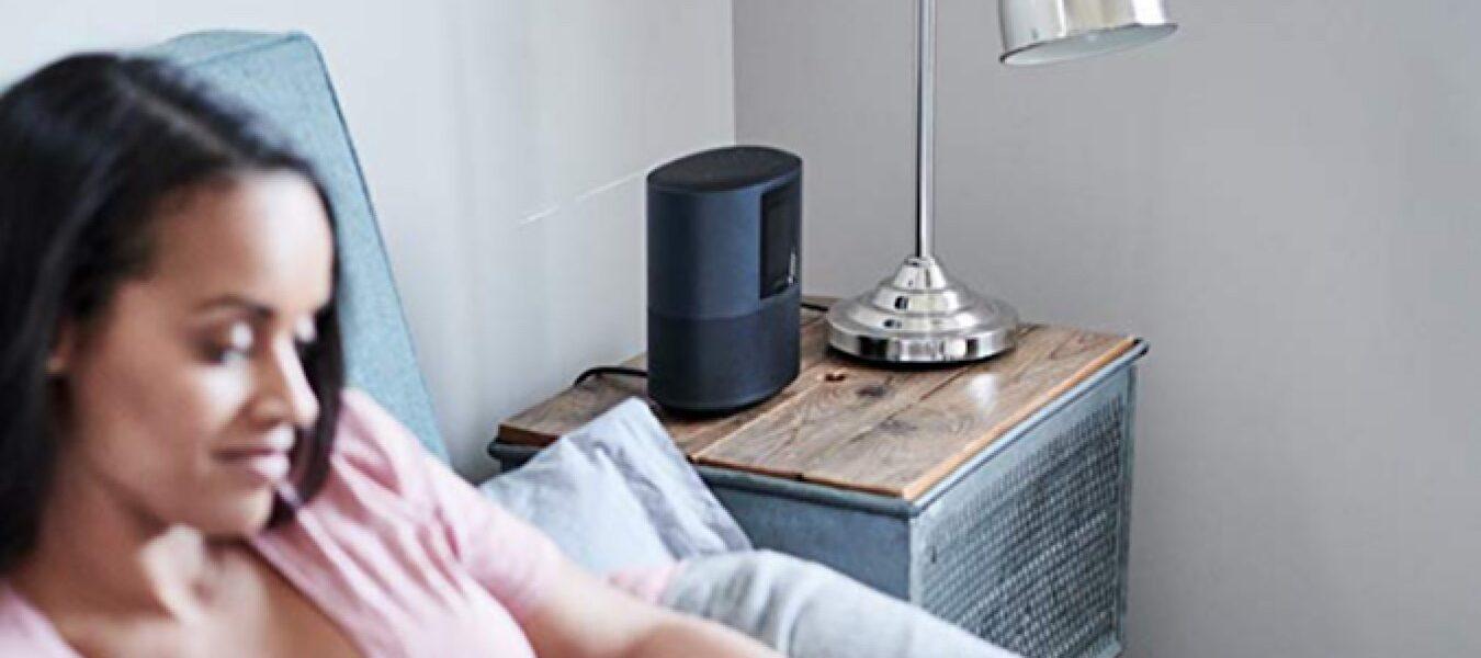 Obtén $ 100 en el altavoz Bose Home Speaker 500 con Alexa
