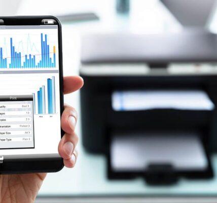 Cómo imprimir documentos desde Android Llamada