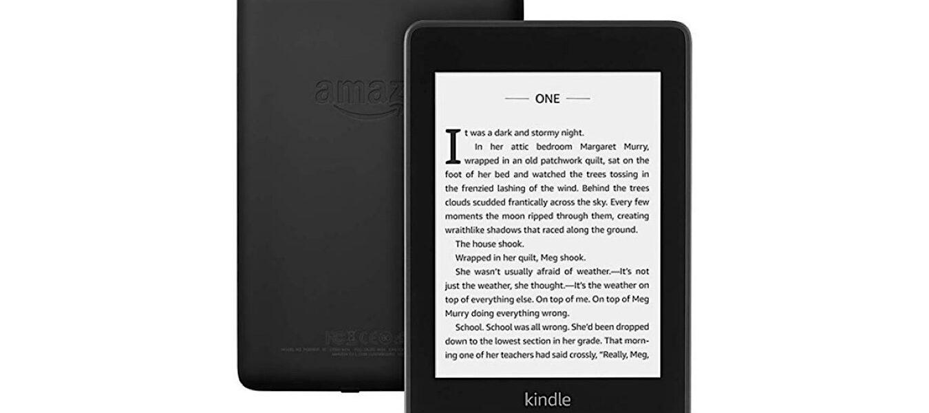 Ahorre $ 45 en Amazon Kindle Paperwhite
