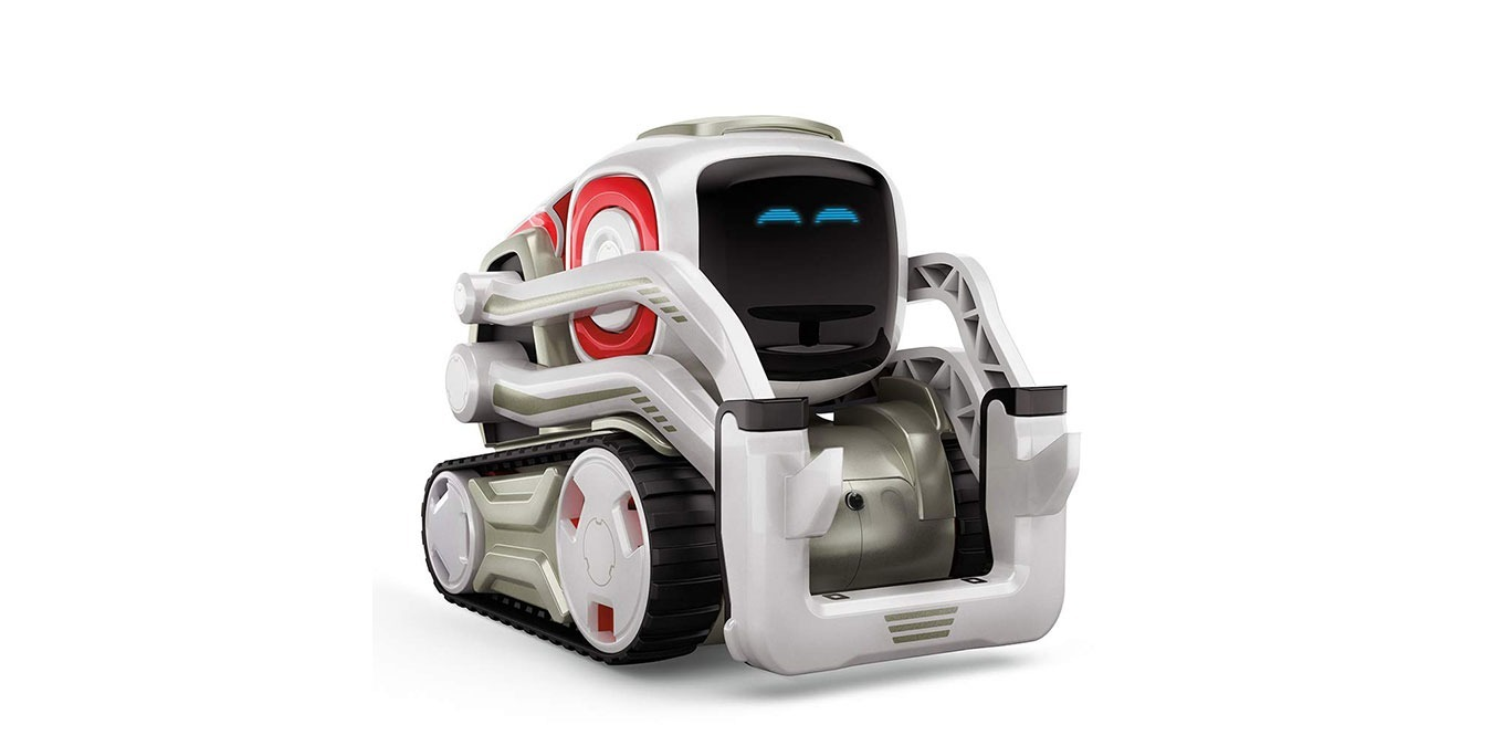 Los mejores robots para tu hogar Anki Cozmo