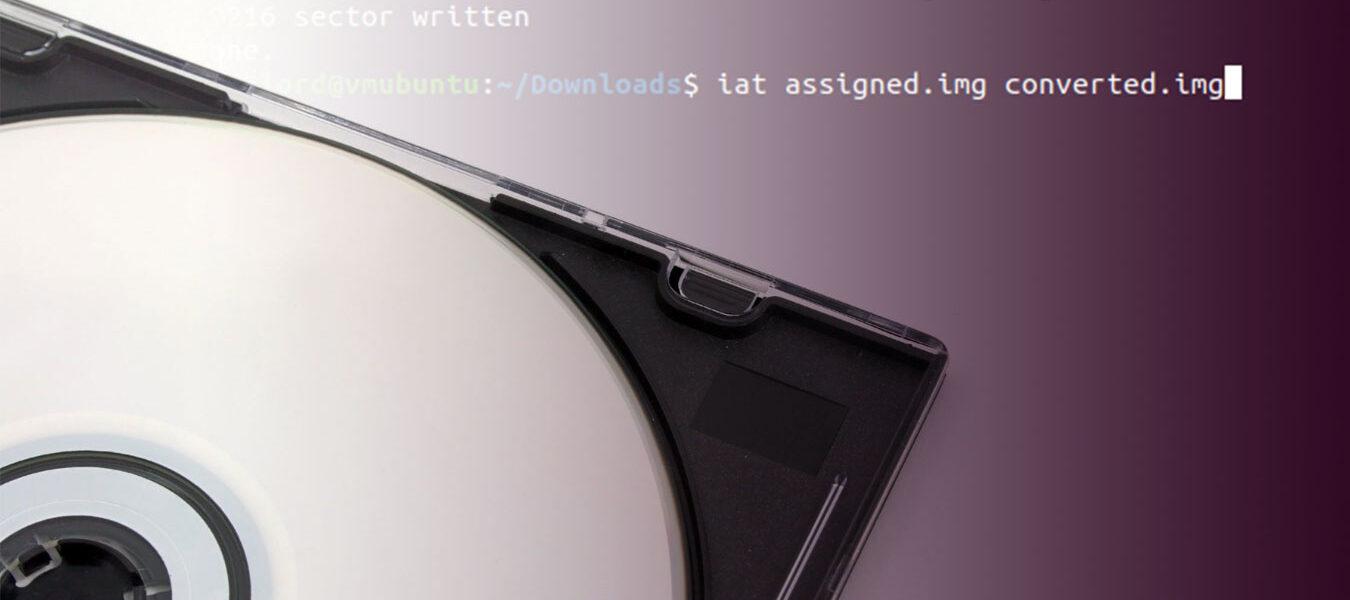 Cómo convertir un archivo IMG a un archivo ISO en Linux