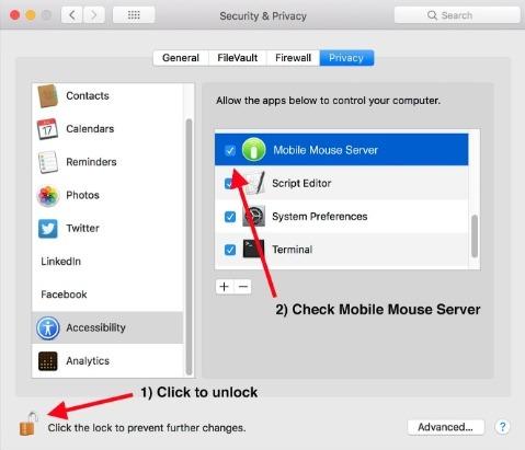 Use su iPhone como mouse para la accesibilidad de Mac