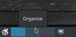 Organice su escritorio con la aplicación Kde Virtual Desktop