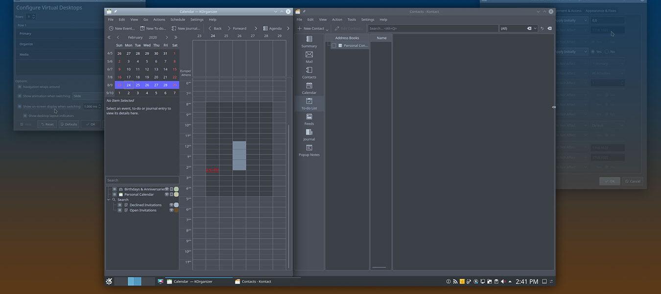 Cómo administrar mejor su aplicación Windows en KDE